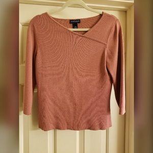 Pink Work Sweater